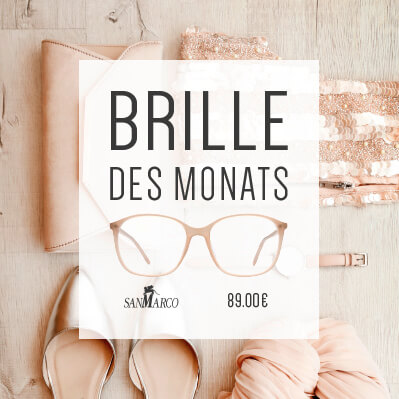 Brille des Monats